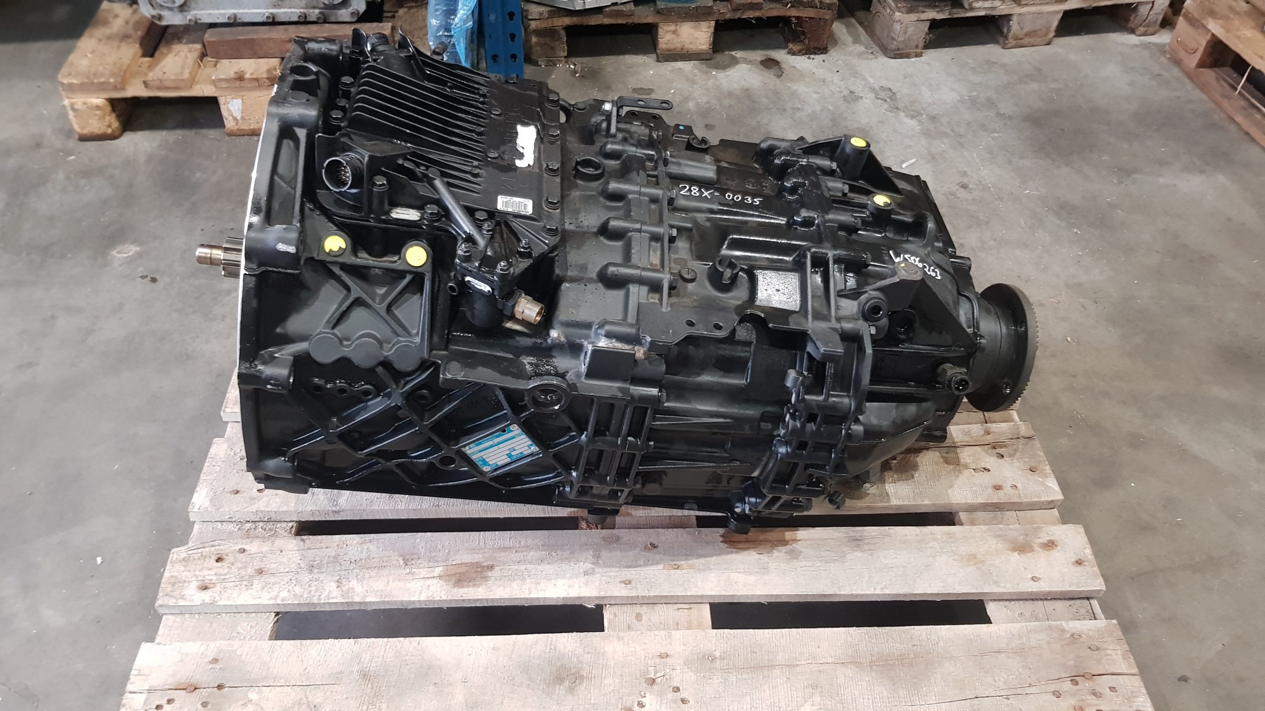 Truck Rebuilt Parts ZF 16AS2630TO