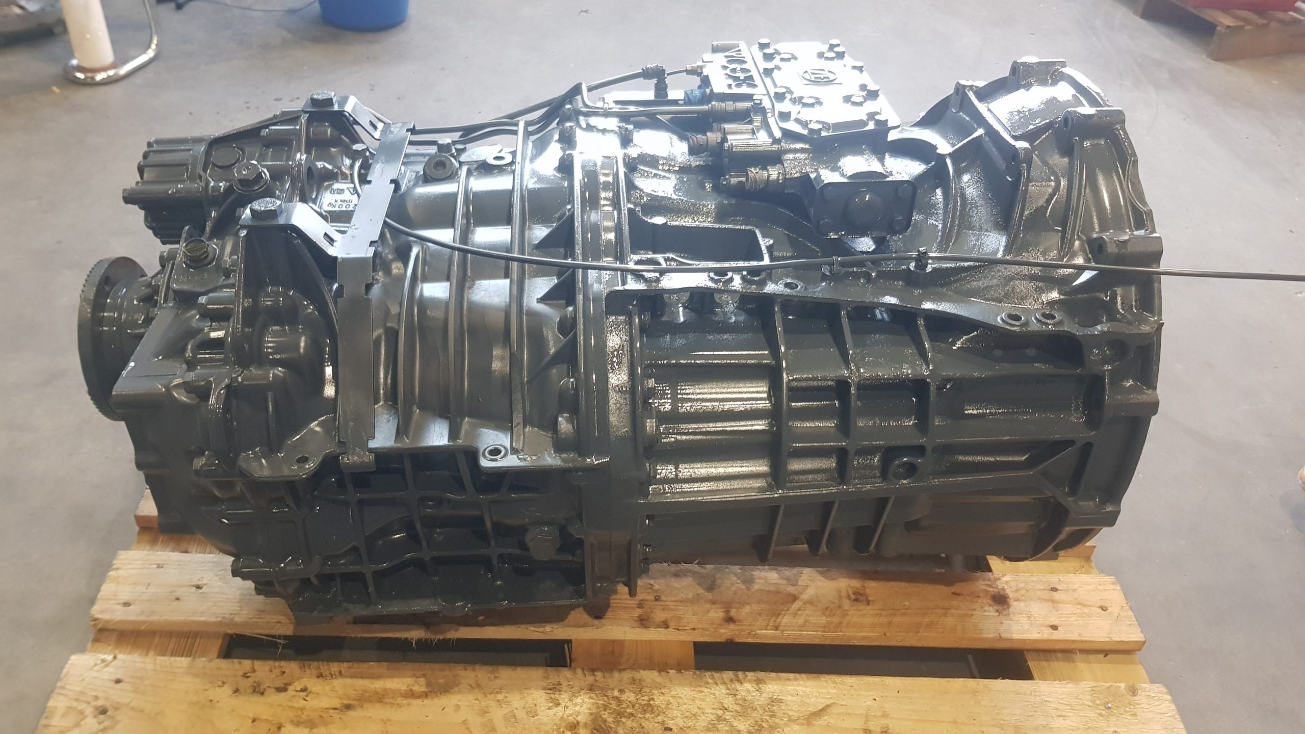 Truck Rebuilt Parts ZF 16S1930TD DAF Ecosplit 4