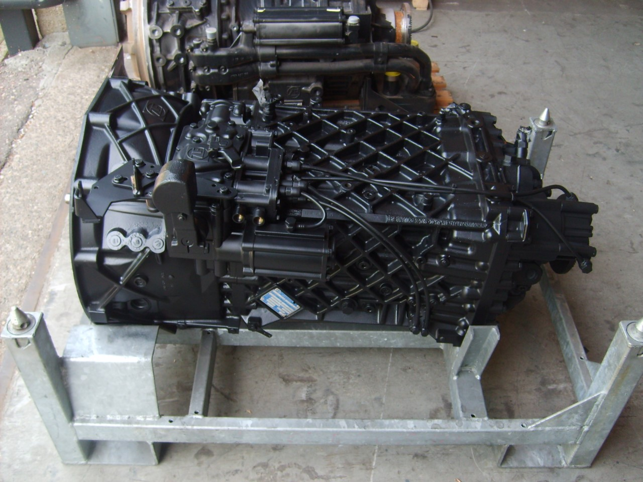 Truck Rebuilt Parts ZF 16S1920td 1342001012 240512
